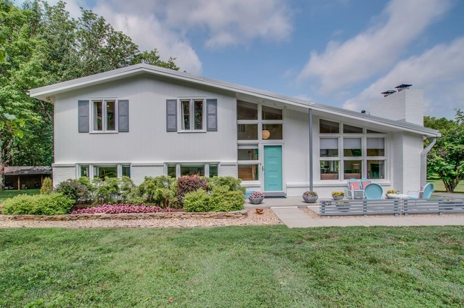 Nashville Mid Century Modern Homes For Sale